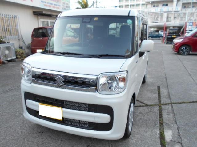 沖縄県豊見城市の中古車ならスペーシア ハイブリッドG