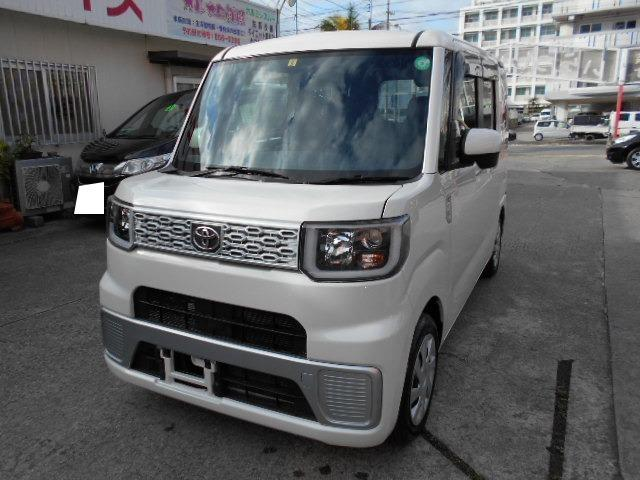 「トヨタ」「ピクシスメガ」「コンパクトカー」「沖縄県」の中古車