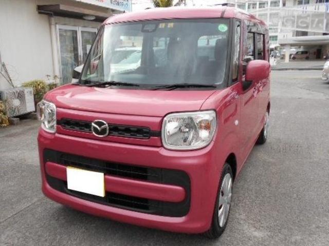 沖縄県の中古車ならフレアワゴン ハイブリッドXG