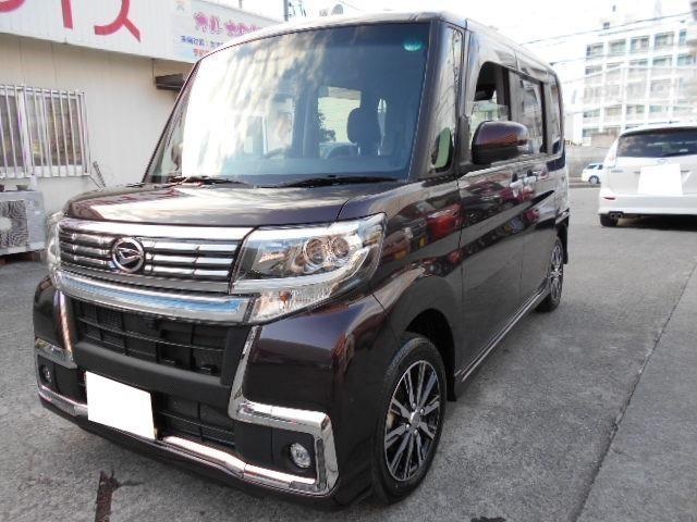 ダイハツ タント カスタムX トップエディションVS SAIII