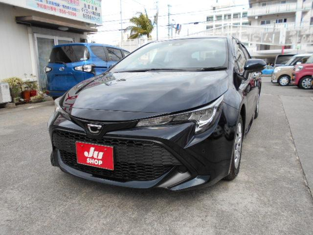 沖縄県豊見城市の中古車ならカローラスポーツ G X GXターボ
