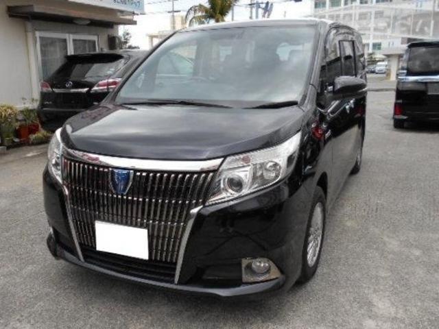 沖縄県豊見城市の中古車ならエスクァイア ハイブリッドGi
