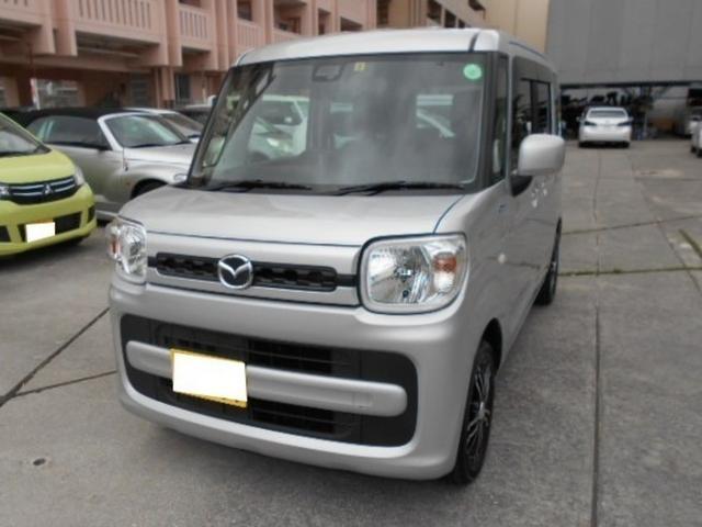 沖縄県豊見城市の中古車ならフレアワゴン ハイブリッドXG
