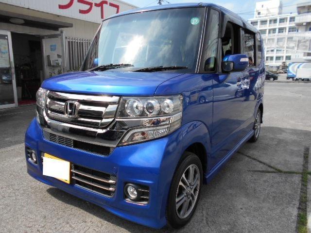 沖縄県豊見城市の中古車ならN-BOX+カスタム G 車椅子仕様車
