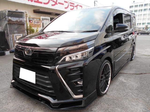 沖縄県豊見城市の中古車ならヴォクシー ZS