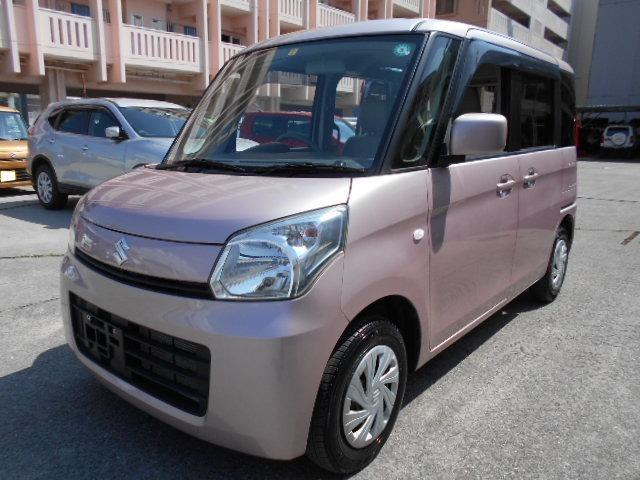 沖縄県豊見城市の中古車ならスペーシア G