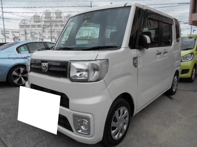 沖縄県豊見城市の中古車ならウェイク LスペシャルリミテッドSAIII