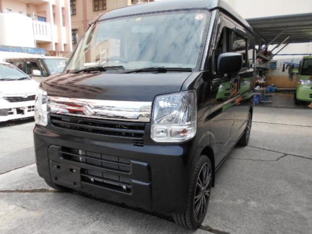沖縄県豊見城市の中古車ならエブリイ ジョインターボ