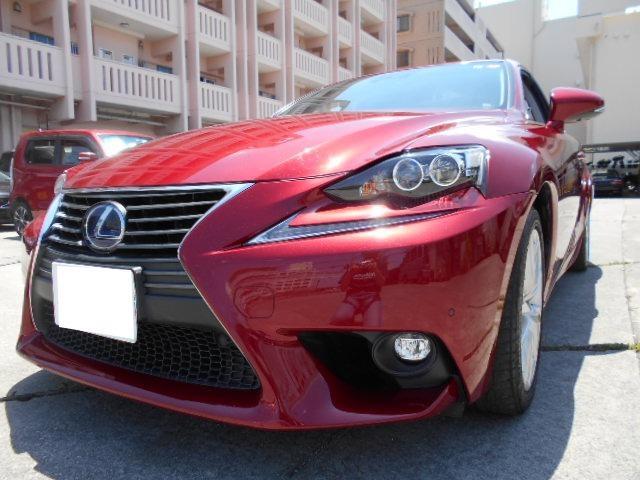 沖縄県豊見城市の中古車ならIS IS300h