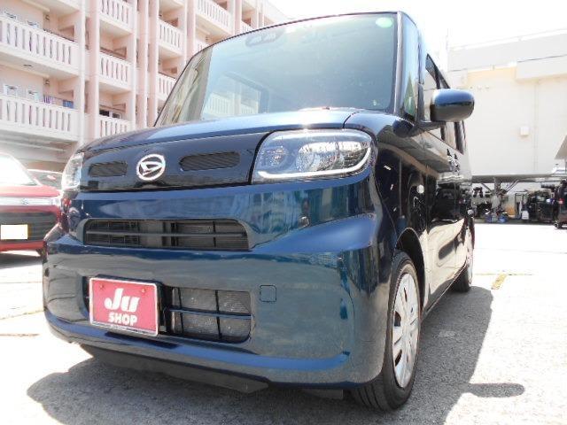 沖縄県豊見城市の中古車ならタント Xセレクション