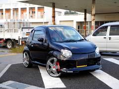 沖縄の中古車 スズキ ツイン 車両価格 99.8万円 リ済込 平成16年 10.8万K LEM特殊カラー