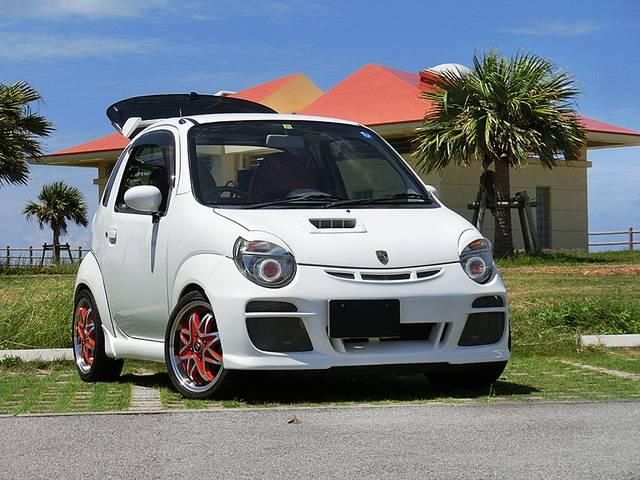 沖縄県の中古車ならツイン ターボ換装 デモカー