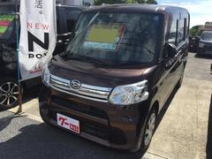 沖縄の中古車 ダイハツ タント 車両価格 109.9万円 リ済込 平成27年 4.0万K パープル