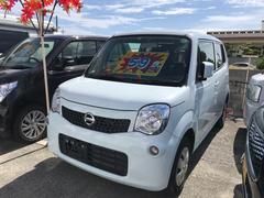 沖縄の中古車 日産 モコ 車両価格 59.9万円 リ済込 平成25年 3.9万K ライトブルー