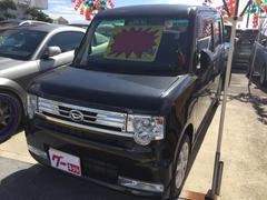 沖縄の中古車 ダイハツ ムーヴコンテ 車両価格 89万円 リ済込 平成27年 3.5万K ブラック