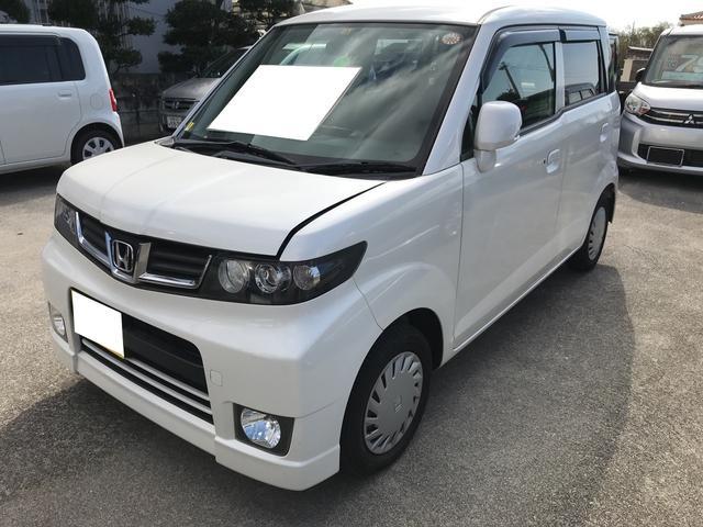 ホンダ G 軽自動車 インパネAT エアコン 4人乗り HID