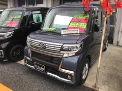 タントカスタムX トップエディションSAII TV ナビ 軽自動車