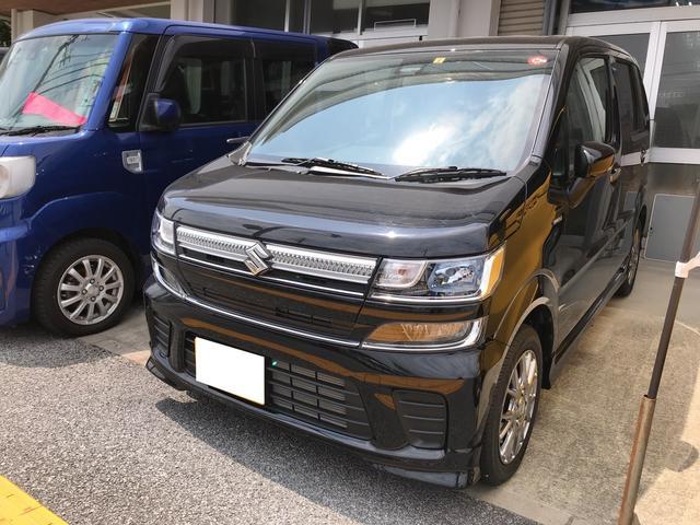 沖縄県の中古車ならワゴンR 10インチWi-Fiナビ DVD Bluetooth