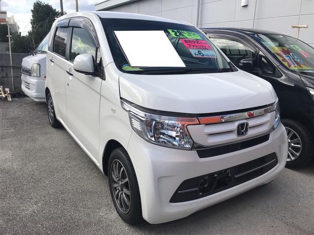 N-WGN:沖縄県中古車の新着情報