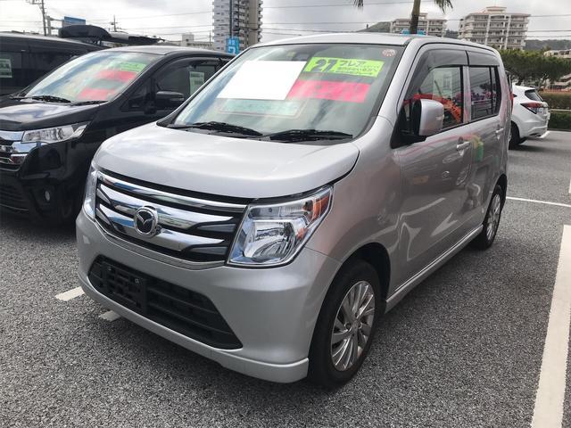 沖縄県豊見城市の中古車ならフレア HS スマートブレーキサポート アイドリングストップ