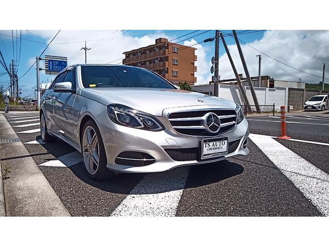沖縄県豊見城市の中古車ならEクラス E300 アバンギャルド