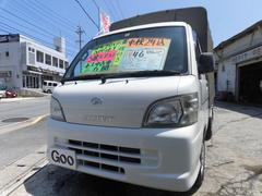 沖縄の中古車 ダイハツ ハイゼットトラック 車両価格 36万円 リ済込 平成18年 10.9万K ホワイト