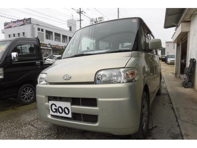 沖縄県の中古車ならタント L タイミングベルト交換済み