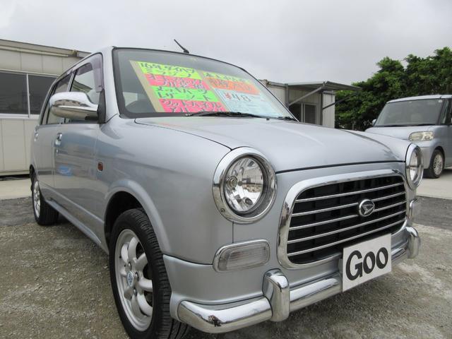 沖縄県の中古車ならミラジーノ ジーノ 本土中古車 ミニライトホイール