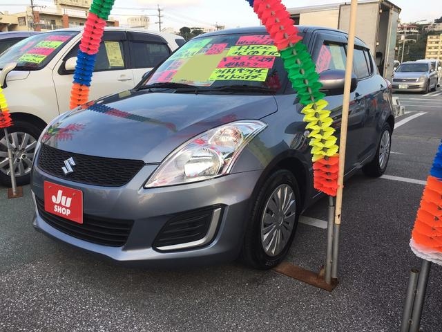 沖縄県の中古車ならスイフト XG