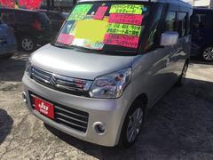 沖縄の中古車 スズキ スペーシア 車両価格 85万円 リ済込 平成26年 7.6万K シルバー