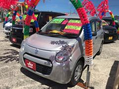 沖縄の中古車 スズキ アルト 車両価格 35万円 リ済込 平成25年 6.7万K シルバー