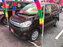 沖縄の中古車 日産 デイズ 車両価格 85万円 リ済込 平成29年 0.7万K モカブラウン