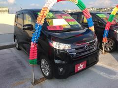 沖縄の中古車 日産 デイズ 車両価格 75万円 リ済込 平成25年 7.7万K ブラックP