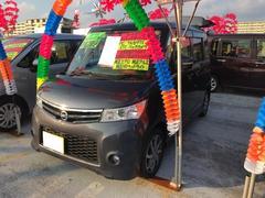 沖縄の中古車 日産 ルークス 車両価格 71万円 リ済込 平成24年 6.1万K ルナグレーPM