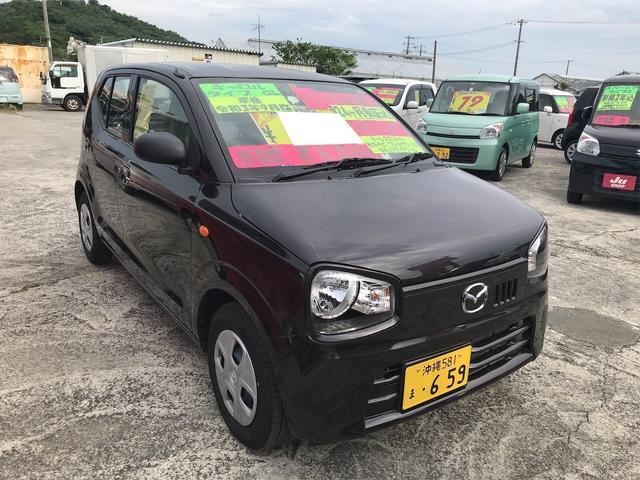 沖縄県の中古車ならキャロル GL エコアイドル 盗難防止システム キーレスエントリー