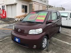 沖縄の中古車 トヨタ ポルテ 車両価格 59万円 リ済込 平成24年 5.3万K ブラウン