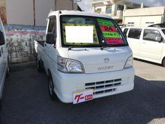 沖縄の中古車 ダイハツ ハイゼットトラック 車両価格 41万円 リ済込 平成24年 15.2万K ホワイト
