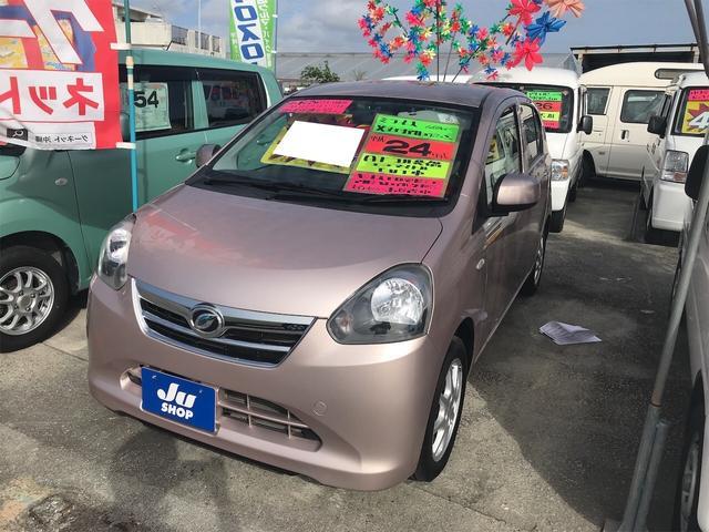 沖縄県の中古車ならミライース X メモリアルエディション 軽自動車