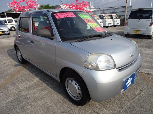 沖縄県豊見城市の中古車ならエッセ D 走行少ない 52.953Km