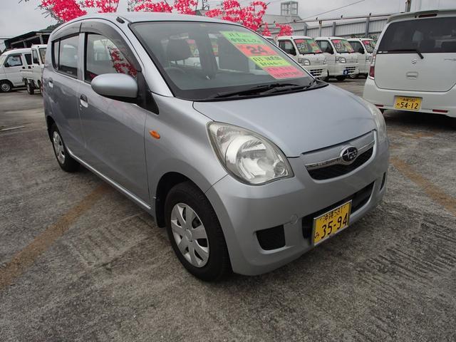 沖縄県の中古車ならプレオ F 走行少ない 24.651Km