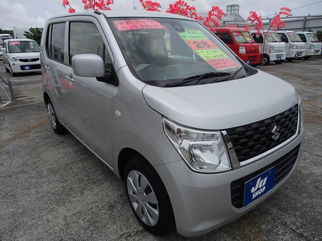 沖縄県豊見城市の中古車ならワゴンR FX-E