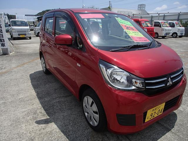 沖縄県豊見城市の中古車ならeKワゴン E