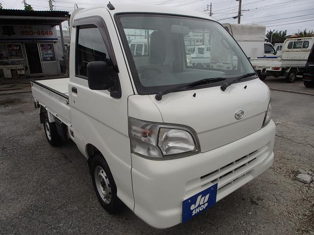 沖縄県豊見城市の中古車ならハイゼットトラック エアコン・パワステ スペシャル 4WD