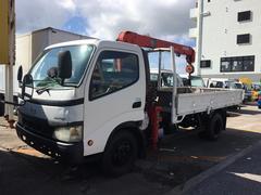 沖縄の中古車 日野 デュトロ 車両価格 145万円 リ済込 平成14年 14.9万K ホワイト