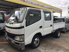 沖縄の中古車 日野 デュトロ 車両価格 123万円 リ済込 平成15年 15.7万K ホワイト