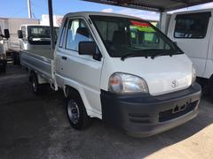 沖縄の中古車 トヨタ タウンエーストラック 車両価格 69万円 リ済込 平成14年 15.7万K ホワイト