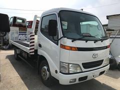 沖縄の中古車 トヨタ トヨエース 車両価格 172万円 リ済込 平成14年 16.8万K ホワイト