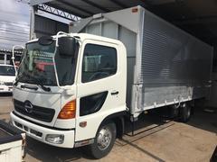 沖縄の中古車 日野 ヒノレンジャー 車両価格 235万円 リ済込 平成16年 20.3万K ホワイト