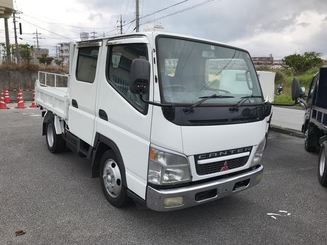 沖縄県豊見城市の中古車ならキャンター トラック AC MT ETC ホワイト PW ディーゼル