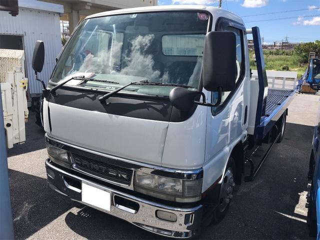 沖縄県の中古車ならキャンター 2t積積載車
